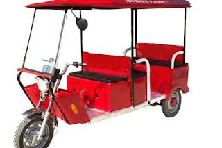 Goenka Queen E Rickshaw