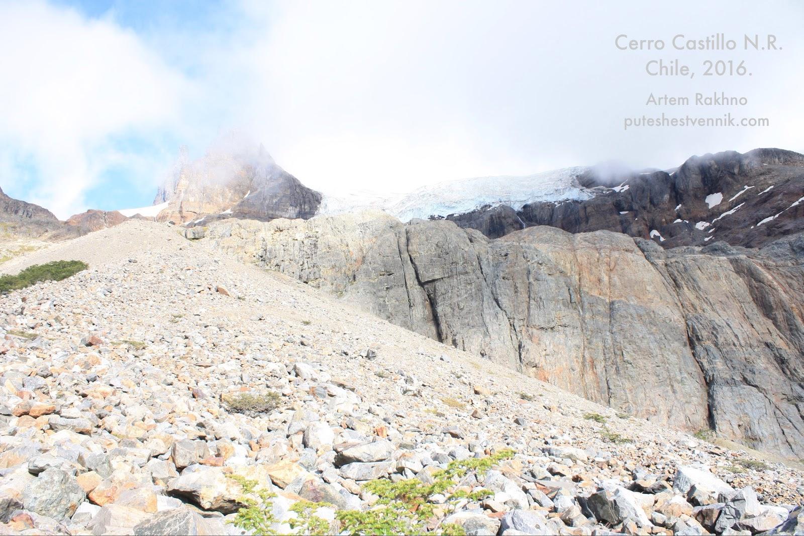 Камни в горах