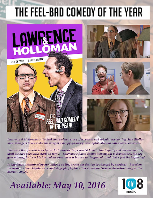 DVD & Blu-ray Release Report, Lawrence & Holloman, Ralph Tribbey