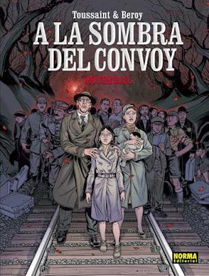 A La Sombra del Convoy / Integral