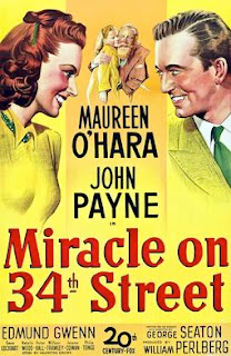 miracle on 34th st poster