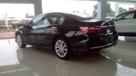 Honda Accord Terbaru