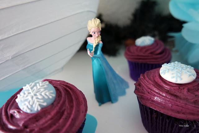 Cupcakes zum Kindergeburtstag