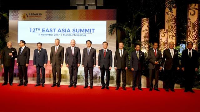 east Asia summit Complete List of International Summits