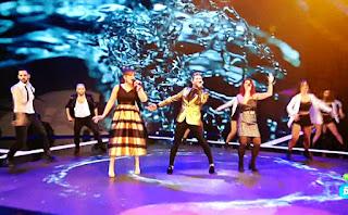 David Bisbal canta Antes que no con el Equipo de Alejandro Sanz. Semifinal La Voz 2016