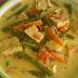 Resep Masakan Harian: Sayur Buncis Kuah Kuning Sedap