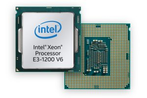 Intel Release Xeon Processor E3-1200 v6 Product Family
