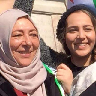Photos: Syrian activist and her 22-year-old daughter found murdered in Istanbul