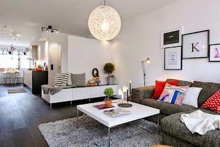 cara menata apartemen kecil menjadi lebih nyaman