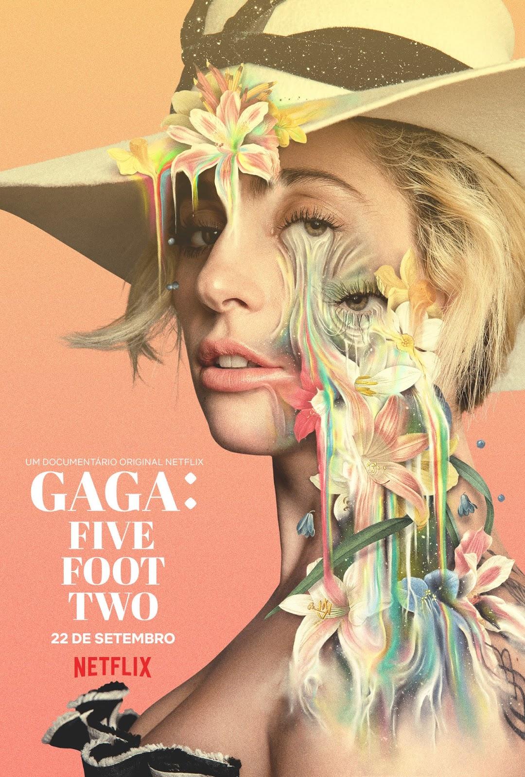 Gaga: Five Foot Two 2017 Legendado