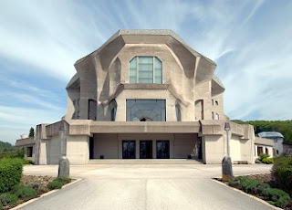 A Goetheanum csodálatos épülete