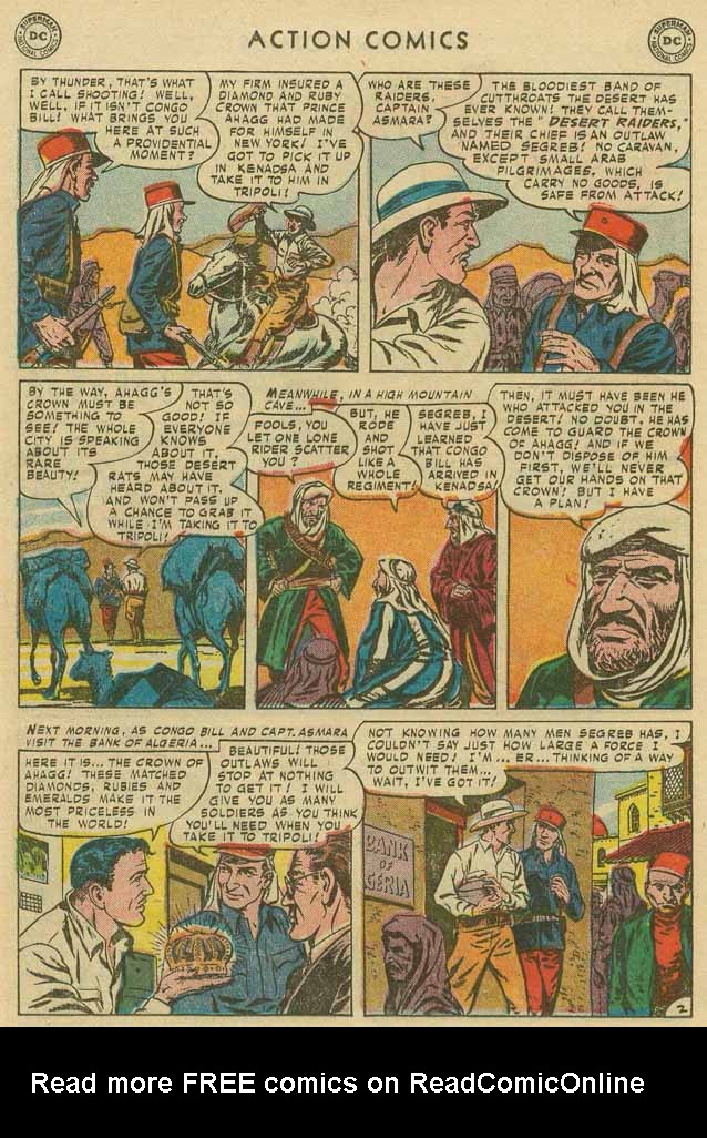 Read online Action Comics (1938) comic -  Issue #173 - 20