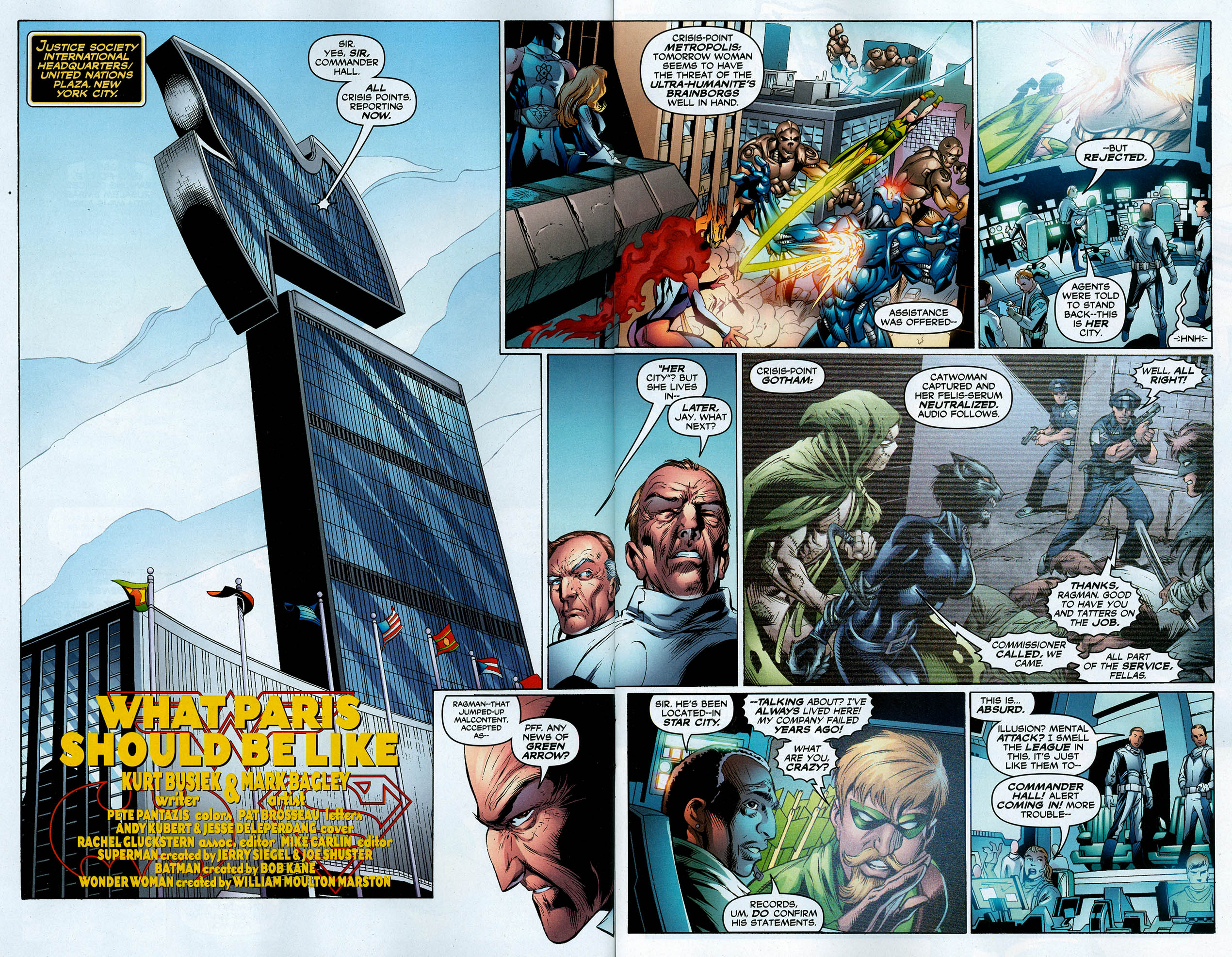 Read online Trinity (2008) comic -  Issue #23 - 4