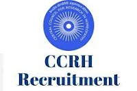 Homoeo Research Officer Vacancy in CCRH, New Delhi