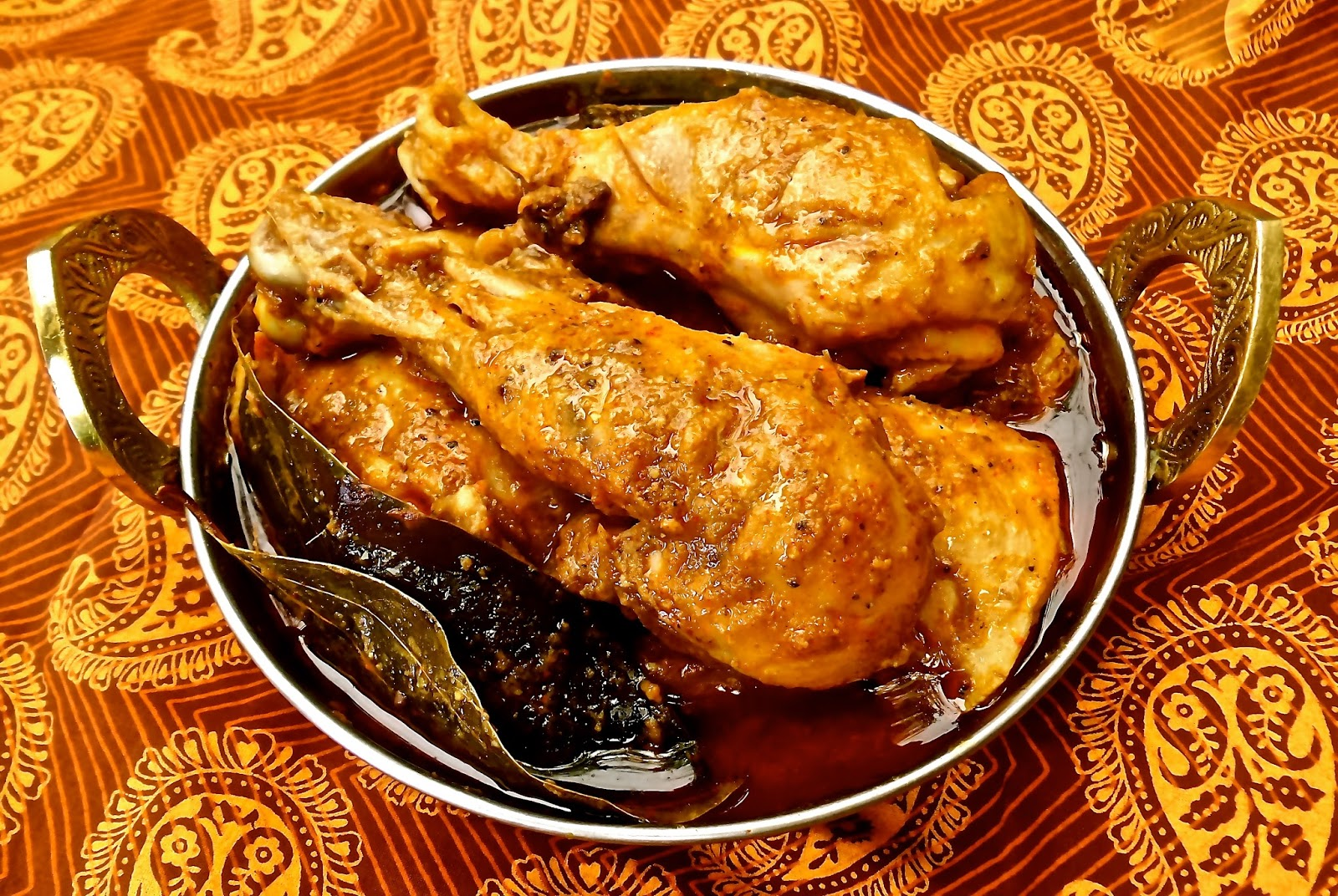 Keep calm curry on nepali style chicken curry khukura nepal maso ko spicy forumfinder Images