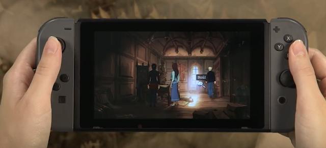 Broken Sword 5: La Maldición de la Serpiente anunciado para Switch