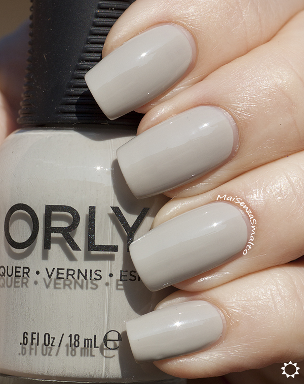 Orly Highlight (Smoky collection)