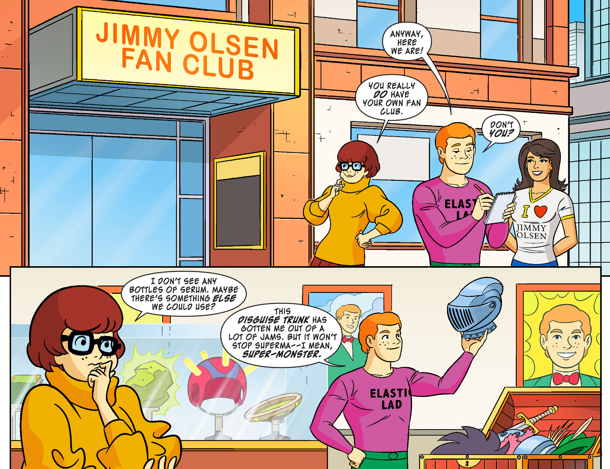 Read online Scooby-Doo! Team-Up comic -  Issue #18 - 13