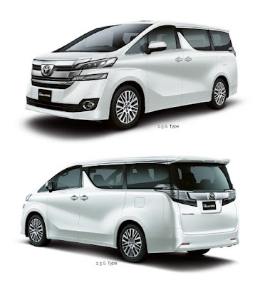 Toyota All New Vellfire Surabaya