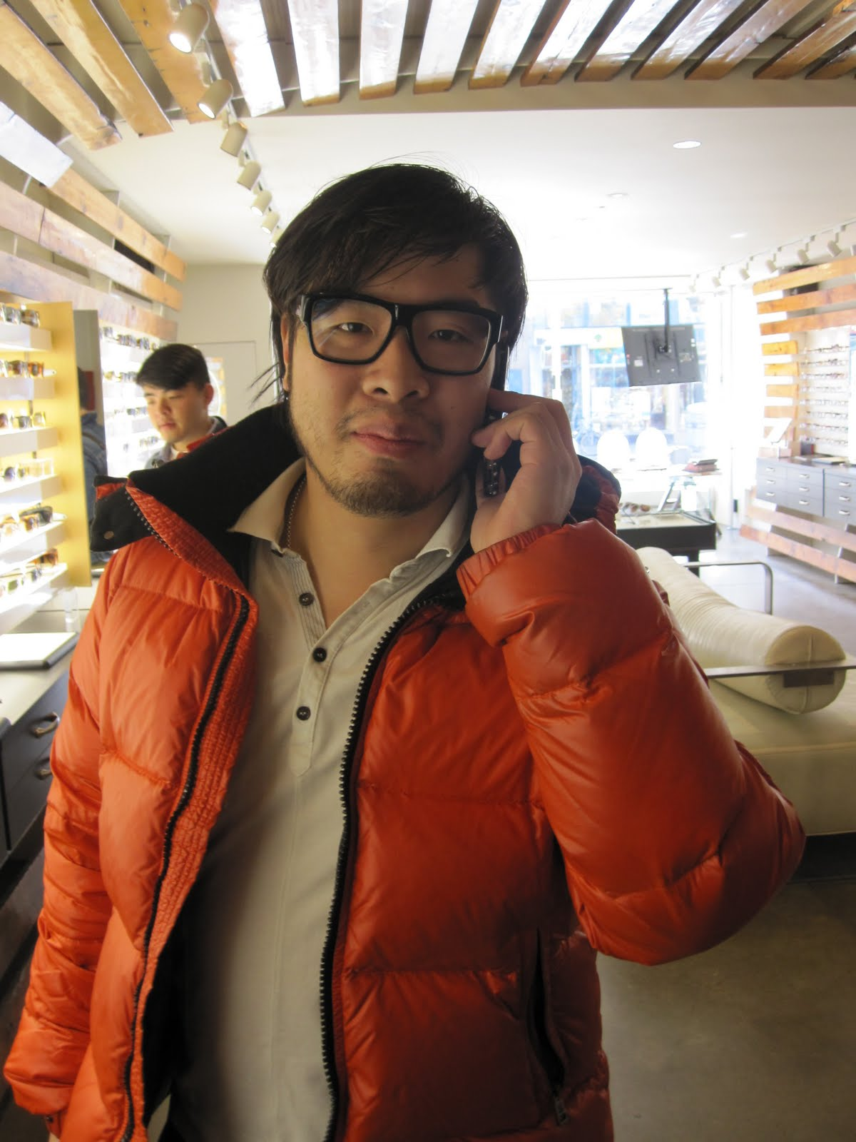 591e04e4388 SPECTACLE LOVES YOU.  Customer Profile Johnny Cheung