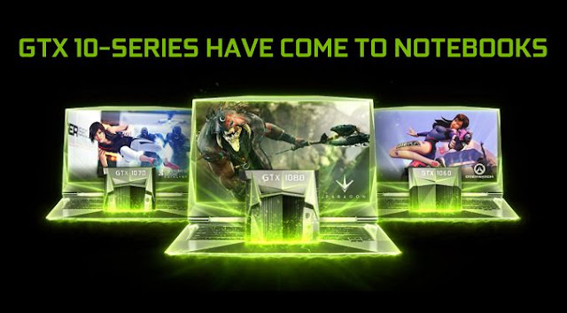 NVIDIA Geforce seri 10