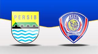 Prediksi Persib Bandung vs Arema FC - Liga 1 Sabtu 15 April 2017