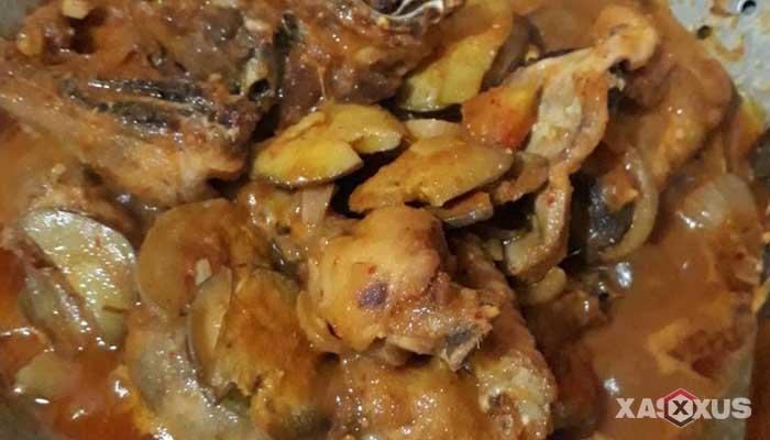 Resep semur ayam dan jengkol
