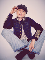 Free People November 2015 Lookbook featuring Dree Hemingway