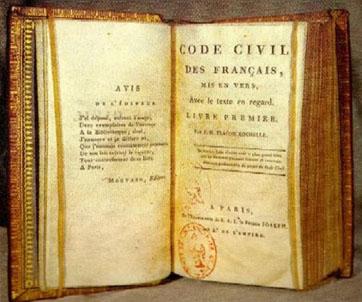 Historia del c digo civil de chile apuntes de derecho for Libro cuarto del codigo civil