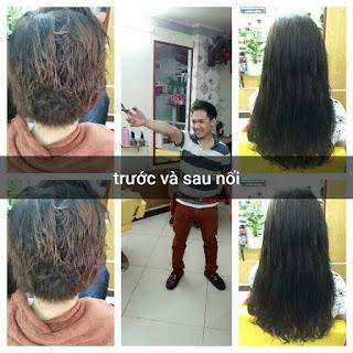 Buôn bán tóc nối giá rẻ nhất HCM