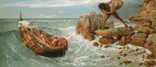 Οι τοποθεσίες που περιπλανήθηκε ο Οδυσσέας