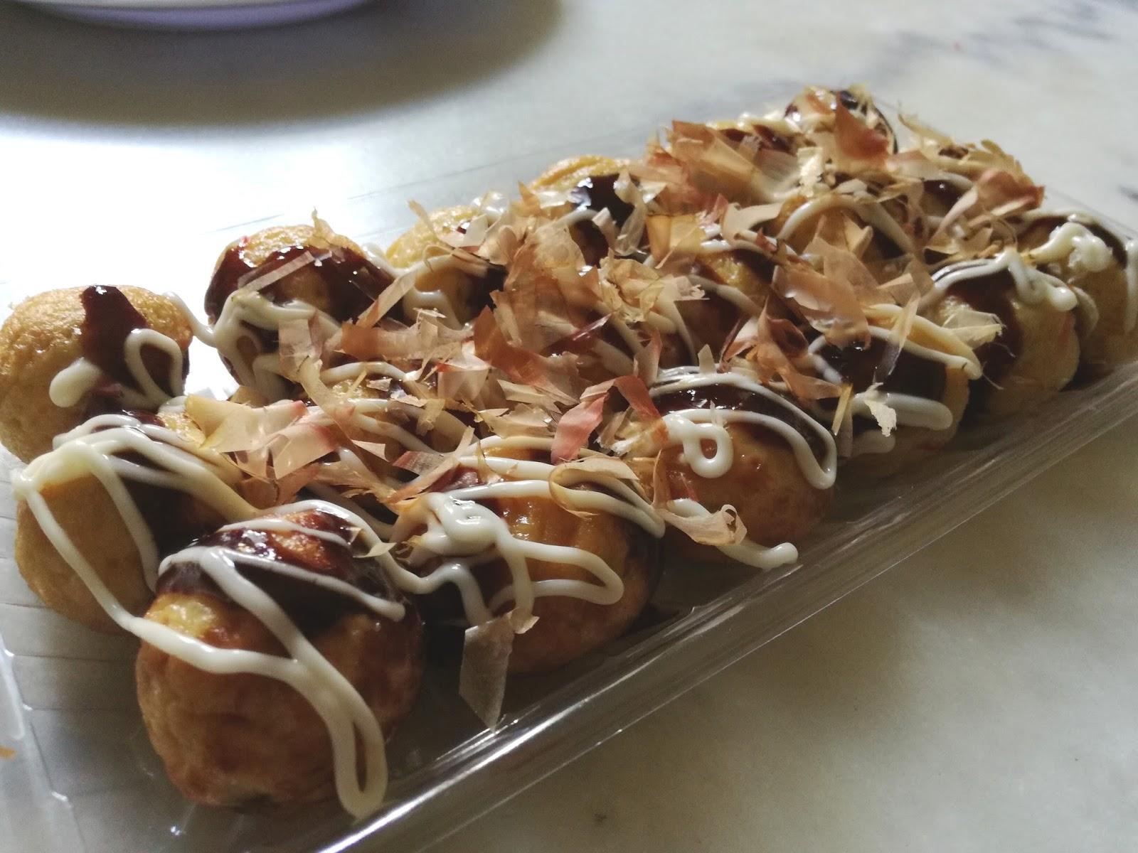 resepi takoyaki mudah  enak ieyracom Resepi Urap Turi Enak dan Mudah