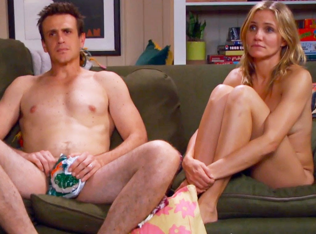 Jason Segal Cameron Diaz Sex Tape naked