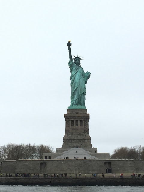 Venture & Roam: Statue of Liberty on Liberty Island
