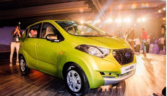 Mobil Datsun Redi Go 2016 , Berharga Rp 50 Juta