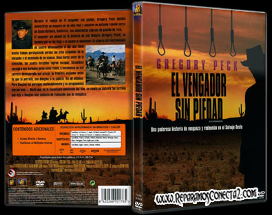 El Vengador sin Piedad [1958] Descargar cine clasico y Online V.O.S.E, Español Megaupload y Megavideo 1 Link