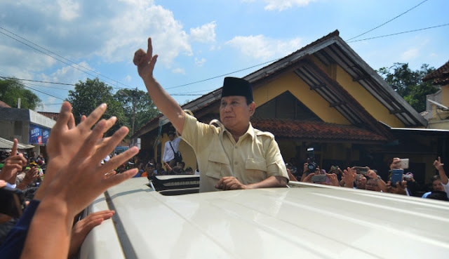 PSI Akui Sulsel Jadi Basis Potensial Prabowo-Sandi