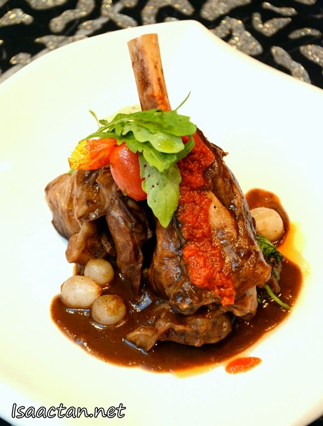 #8 Osso Buco Style Lamb Shanks - RM50