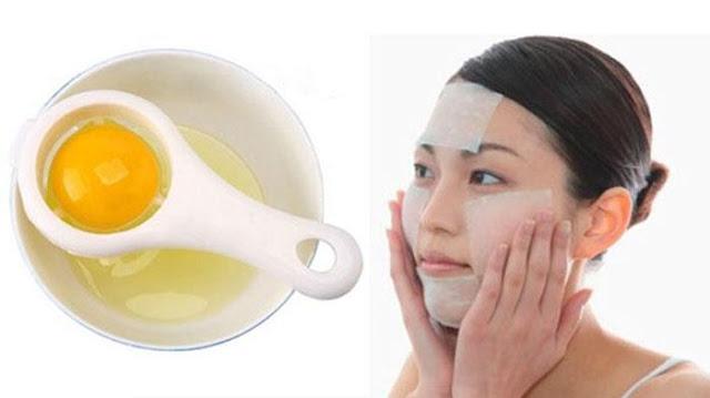 Menjaga Kecantikan Wajah dengan Pemanfaatan Protein dari Telur