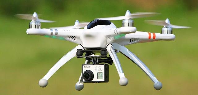Apa Fungsi (pesawat) Drone dan Drone Camera (Kamera)?