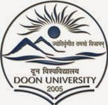 Doon University Recruitment 2017, www.doonuniversity.org