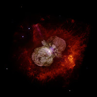 Eta Carinae: A Star on the Brink of Destruction