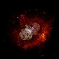 Eta Carinae: A Star on the Brink of Destruction