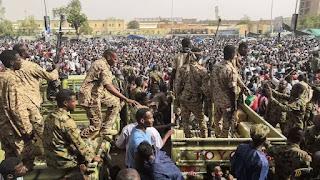 Sudan Army taken over the leadership.