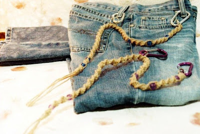 hemp accessories, hemp crafts, , DIY Jewellery, hemp jewellery, macrame jewellery