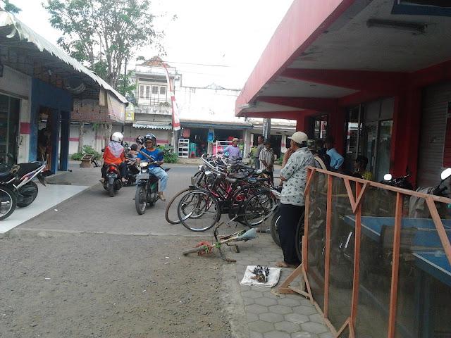 Pasar Sepeda Bekas Banyuwangi