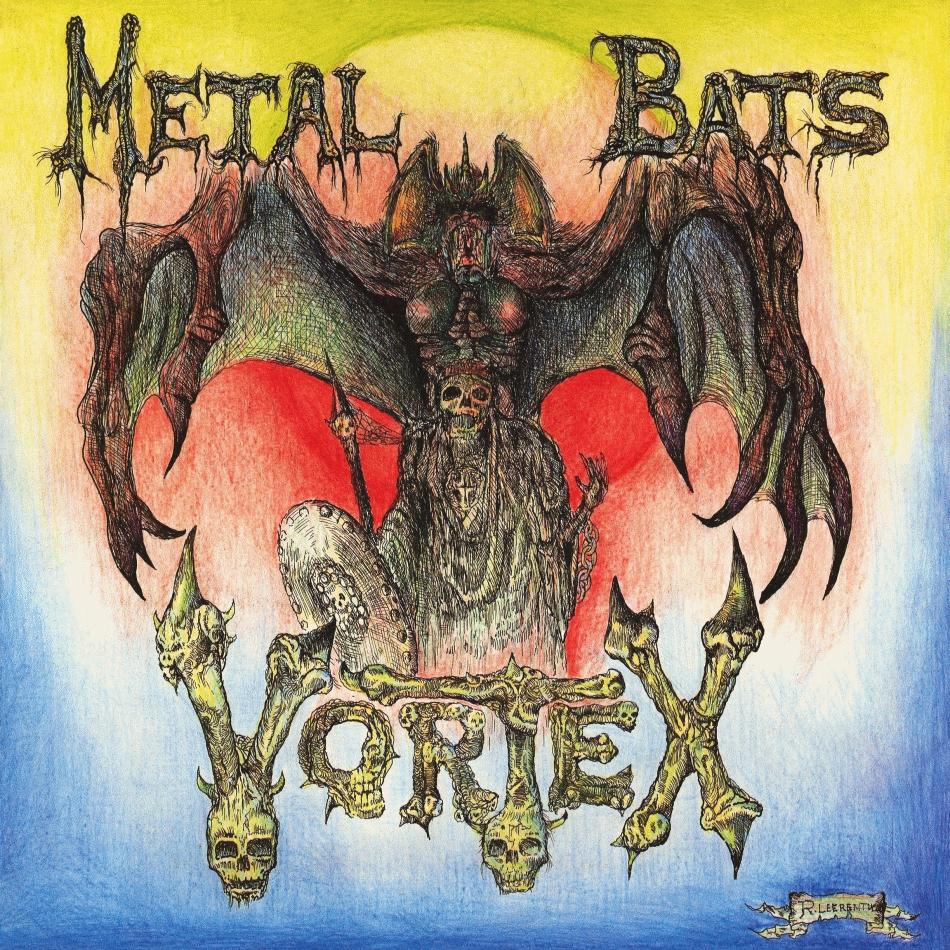 Boneyard Metal: 80's Metal: Vortex (NLD) - Metal Bats (EP 1985)