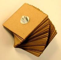 3 Langkah Pembuatan Pencil Box / Pen Holder Unik Keren dari Kardus