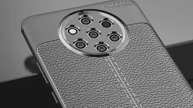 Nokia five cameras