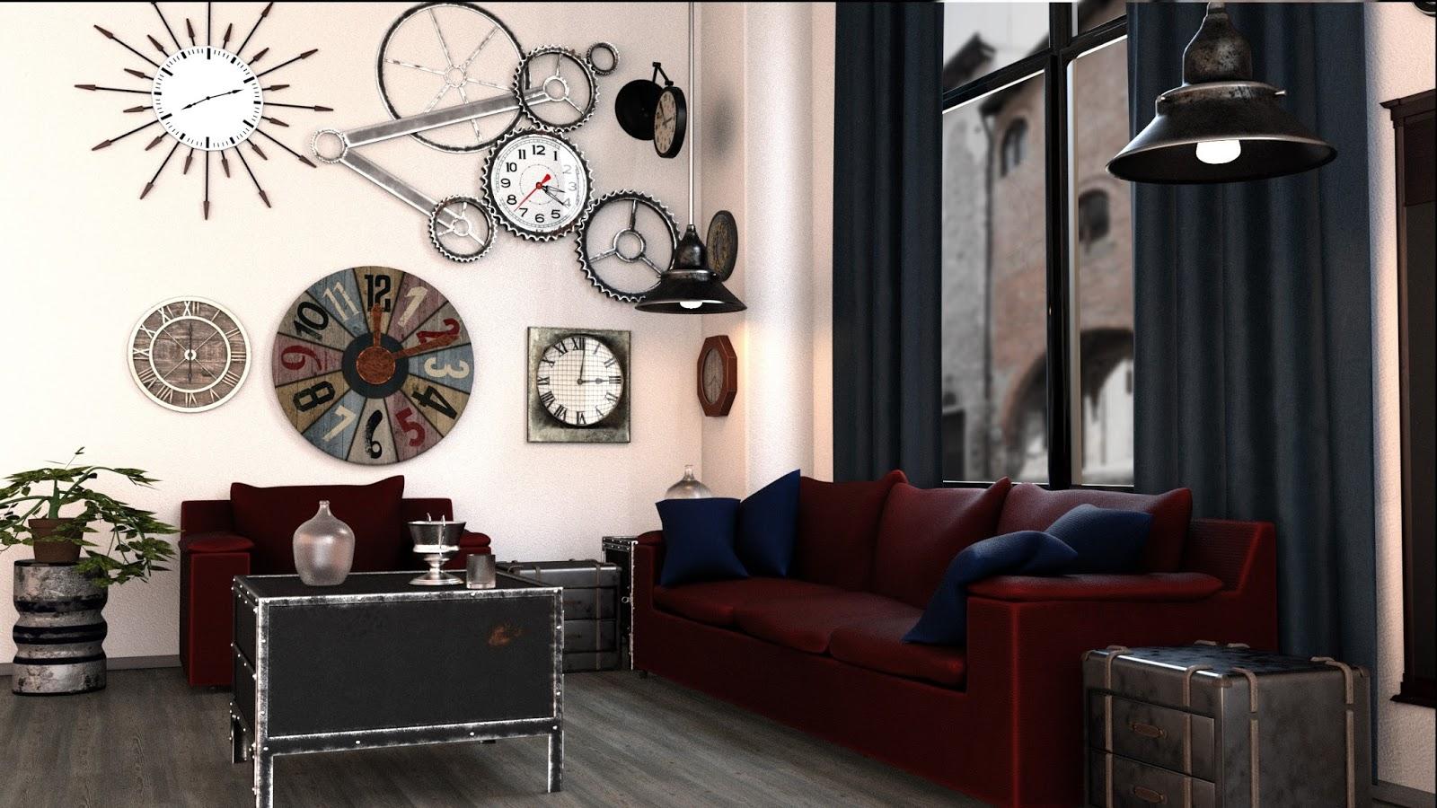 Download daz studio 3 for free daz 3d i13 living in style for Living room 2 for daz studio